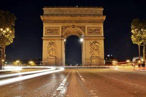 Arco do Triunfo o que fazer na França