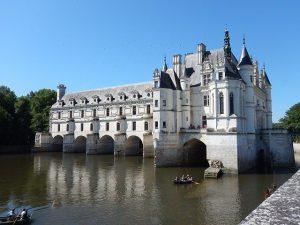 Castelo de Chenonceau- o que fazer na França