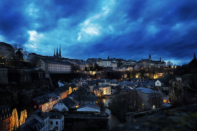 Hotéis em Luxemburgo