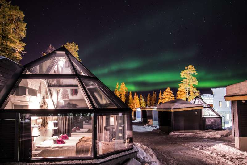 Onde ficar na Finlândia