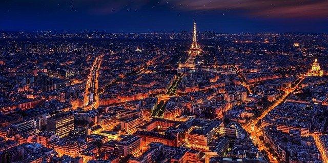 Vida noturna na França