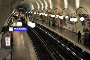 Luxemburgo metrô de graça